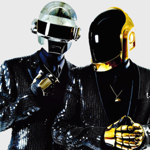 """Daft Punk Re-teams with The Strokes' Julian Casablancas for """"Instant Crush"""" Video"""
