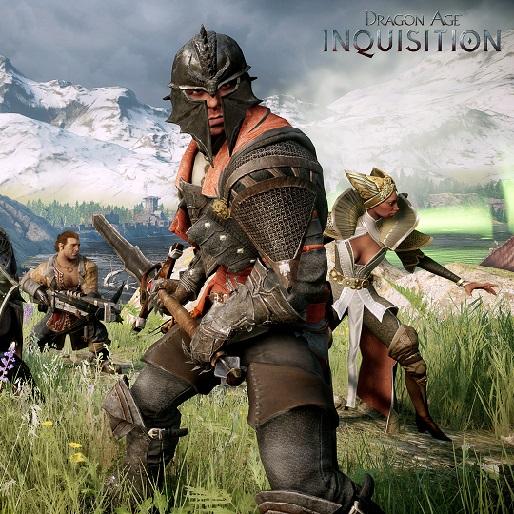 The open space and hissing wastes of dragon age 2016 car release