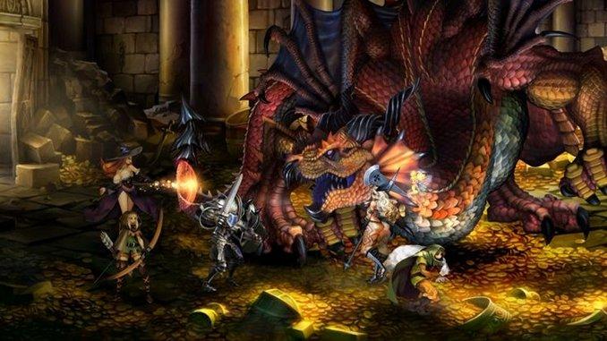 <em>Dragon's Crown</em> Review (PS3/PS Vita)