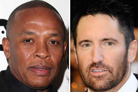 Trent Reznor and Dr. Dre to Launch Beats Electronics Streaming Music Service