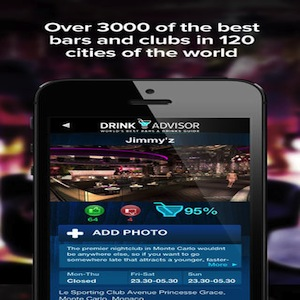 DrinkAdvisor App Launches