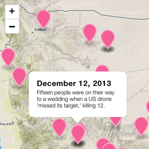 Why Didn't Apple Want This U.S. Drone Strike App Published?