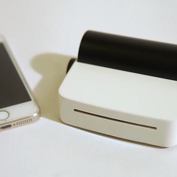 droPrinter is the World's First Smartphone Printer