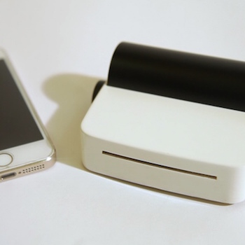 droPrinter is the World's First Smartphone Printer