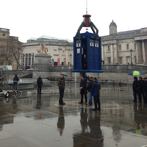 Allons-y to These 10 <i>Doctor Who</i> Sights in London
