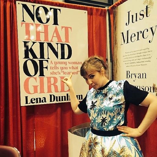 In Praise of Lena Dunham, Unrepentant Badass