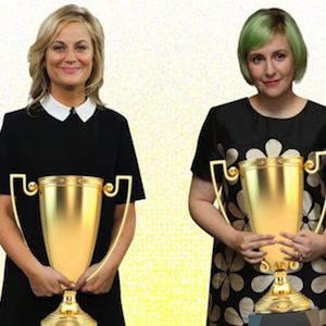 Amy Poehler, Lena Dunham Books Debut On Par with Tina Fey's