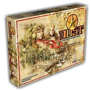 Steampunk Boardgame <i>Dust</i> Will Be Adapted into a Movie