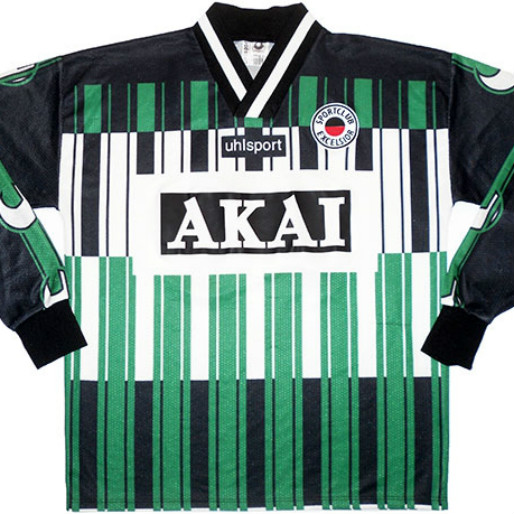 19 Great Eredivisie Soccer Jerseys from the 1990s