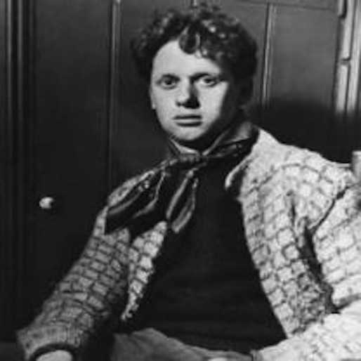 Rare 1943 List Of Robert Browning Poems Written By Dylan Thomas Found