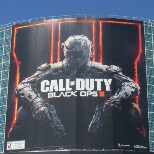 E3 2015: Photos of Large Videogame Ads