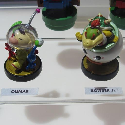 E3 2015: A Gallery of Nintendo's Upcoming Amiibos