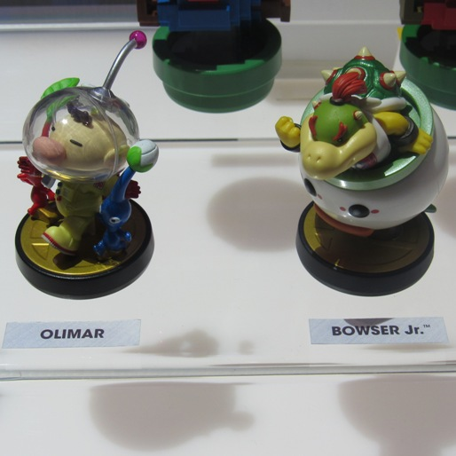 E3 2015: A Gallery of Nintendo's Upcoming Amiibos