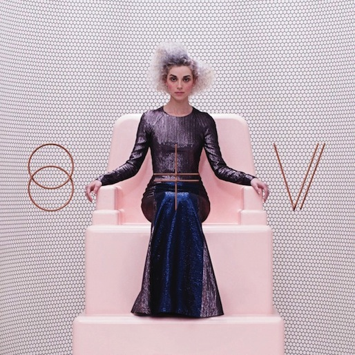 "St. Vincent Releases ""Prince Johnny"" from Self-Titled LP"