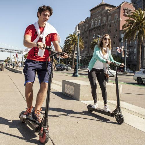 EcoReco e-Scooter Review: The Last Mile Ride
