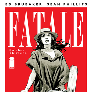 Catching Up with &lt;i&gt;Fatale&lt;/i&gt; Writer Ed Brubaker