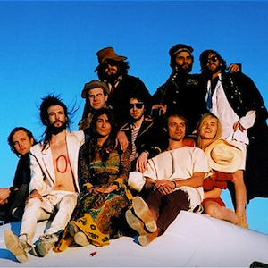 Mumford & Sons' Label Signs Edward Sharpe and The Magnetic Zeros
