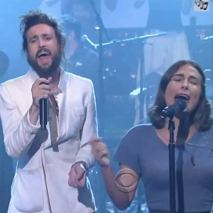 "Watch Edward Sharpe & The Magnetic Zeros Perform ""Life Is Hard"" on <i>Letterman</i>"