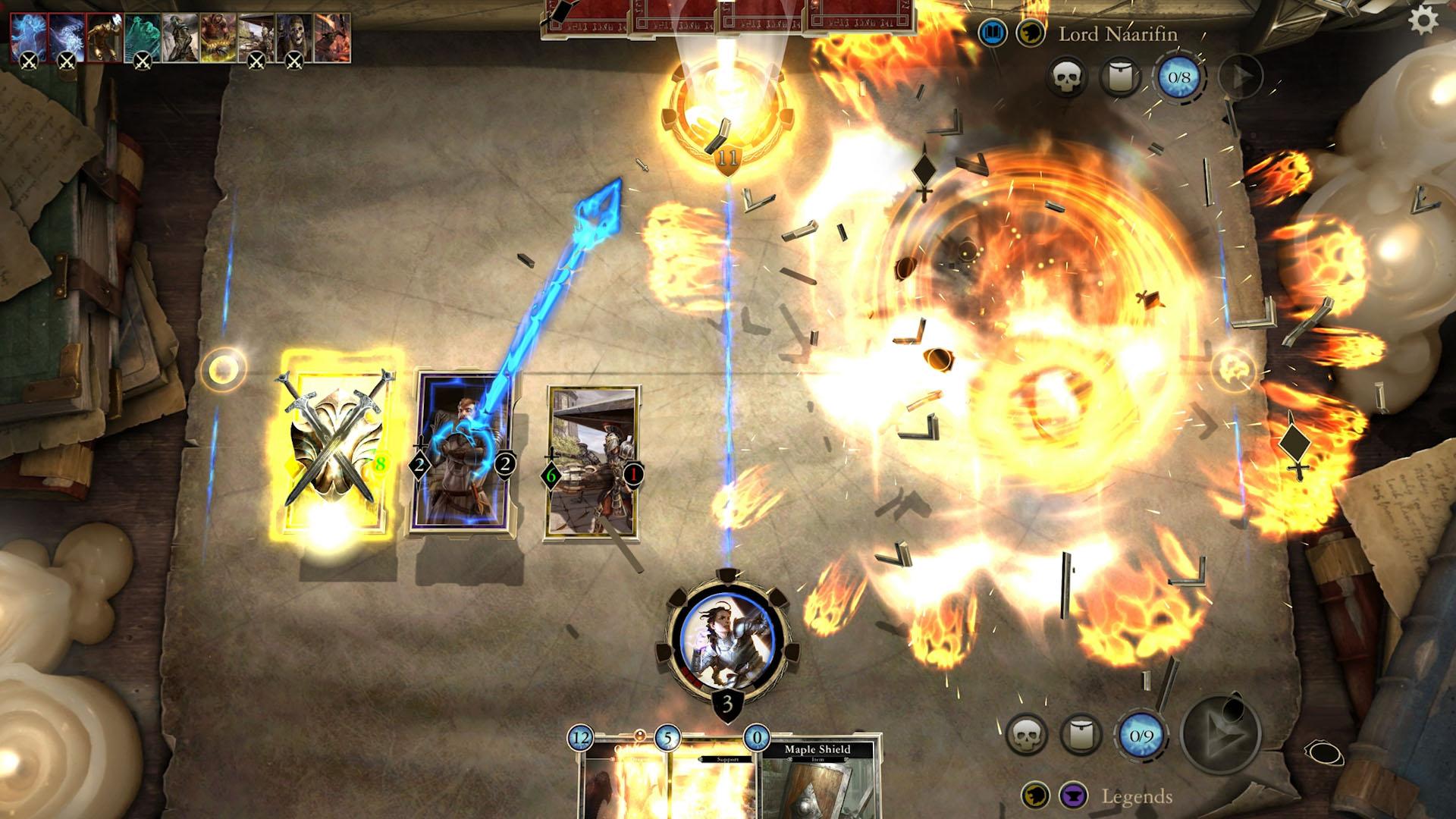 Elder Scrolls: Legends CCG Enters Open Beta