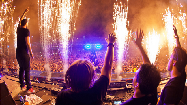 Exclusive: Watch <i>The Electric Daisy Carnival Experience</i> Free!
