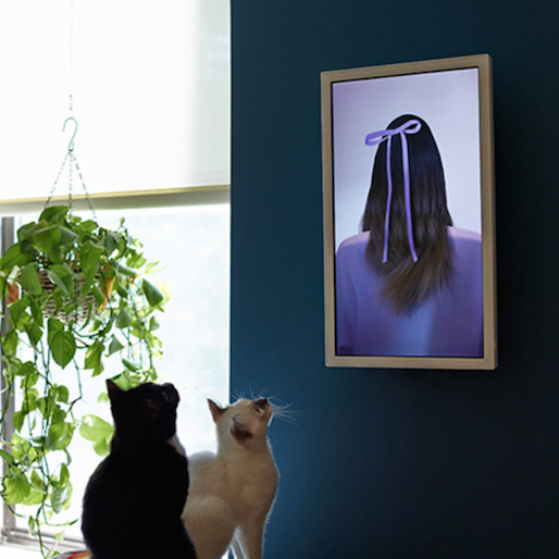 Transform Your Walls Into A Digital Art Museum With Electric Objects