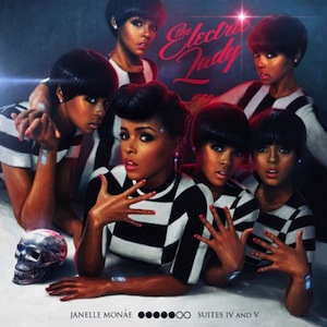 Janelle Monáe Reveals Cover, Tracklist for <i>The Electric Lady</i>