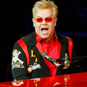 Elton John to Appear on Upcoming Queens Of The Stone Age Album