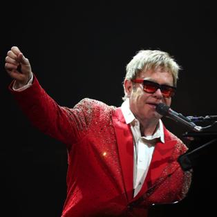 Elton John to Perform at Grand Prix