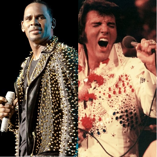 The Eighth of January: Elvis, R. Kelly and a Union of Souls