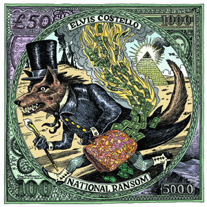 Elvis Costello Discusses <em>National Ransom</em>