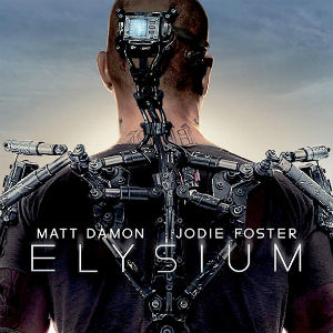 Matt Damon Suits Up in New <i>Elysium</i> Clip