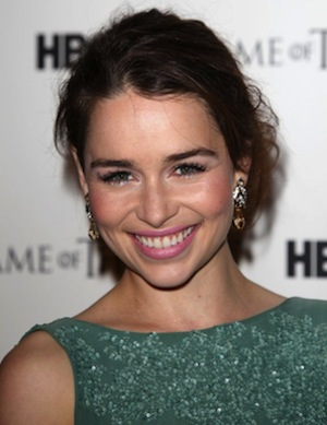 <i>Game of Thrones</i>' Emilia Clarke to Star in James Franco's <i>The Garden of Last Days</i>