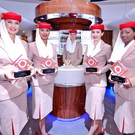 Emirates Wants You to Jetset With Them