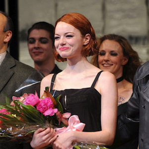 Emma Stone Nails Emotional Broadway Debut