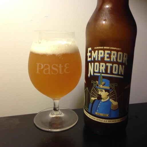 Almanac Beer Co. Emperor Norton Review
