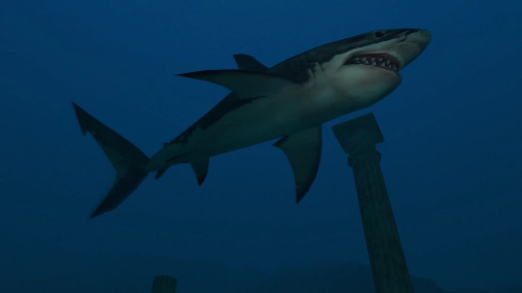 Great White Shark Enemies | 15 Sharks That Videogames Forgot Games Lists Paste
