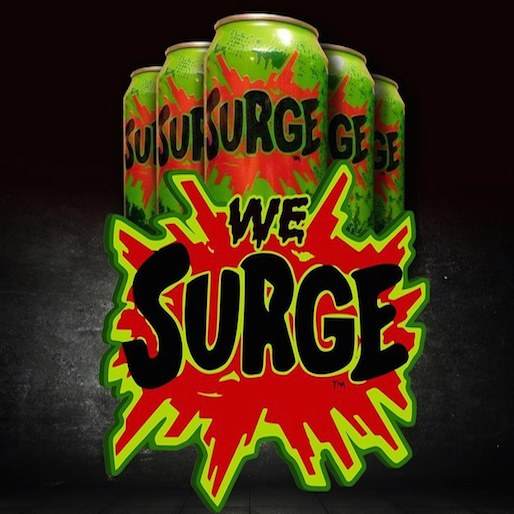 Coca-Cola Resurrects Surge Soda, Exclusively on Amazon