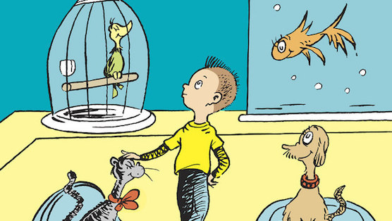 New Dr. Seuss Book <i>What Pet Should I Get?</i> To Be Published In July