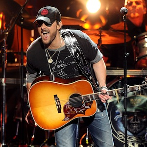 Lollapalooza 2013: Catching Up with Eric Church