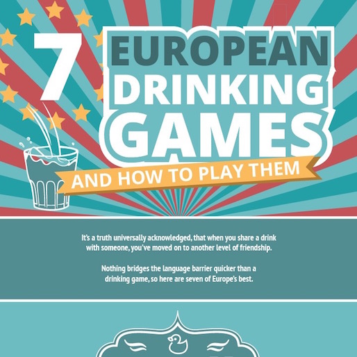 European Drinking Games Explained In Pictures