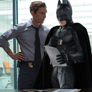 Amazing New Tumblr Proves Everything's Better with Batman