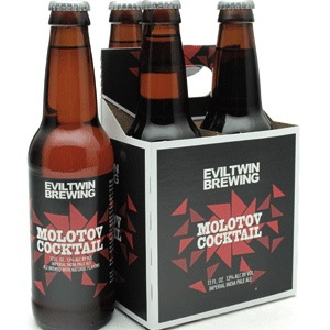 Evil Twin Molotov Cocktail Review