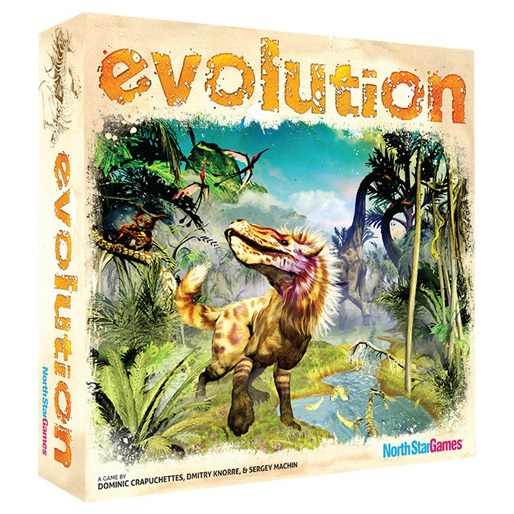 <em>Evolution</em> Boardgame Review