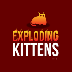 Exploding Kittens Card Game Reaches Kickstarter Goal in 20 Minutes