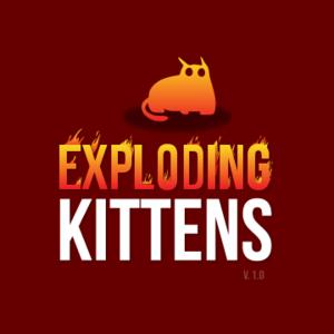 Exploding Kittens Card Game Reaches Kickstarter Goal in 20 Minutes