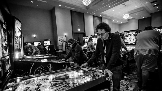 Pinball Expo: Still Flipping After 30 Years
