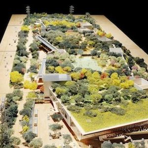 See Facebook's New Campus Designed By Frank Gehry