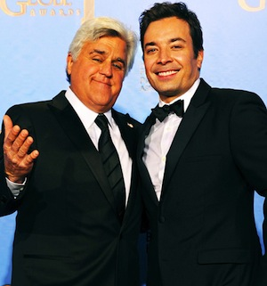Jimmy Fallon Reportedly Signs <i>Tonight Show</i> Deal