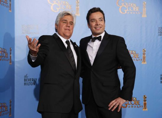 Jimmy Fallon Expected to Take Over <i>The Tonight Show</i>