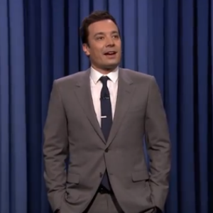 Watch Jimmy Fallon's Touching Introduction to the New <i>Tonight Show</i>